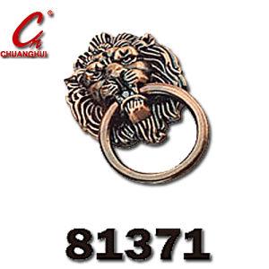 ノブのキャビネット亜鉛合金の高貴なハンドル(81371)