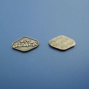 Modifica rotonda impressa della modifica dei monili di marchio piccola