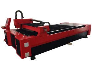 Máquina de corte de metais a Laser de fibra para o cobre 500W 800W 1000W