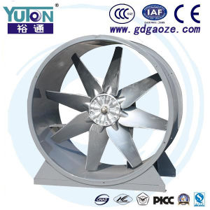 Ventilatore assiale resistente di Yuton ed a prova d'umidità a temperatura elevata bidirezionale