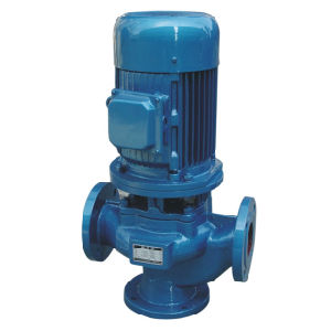 Gw Vertical Surface Pipeline Sewage Dirt Drain Pump
