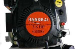 공기에 의하여 3.6HP 4 치기 Hangkai 냉각되는 선외 발동기