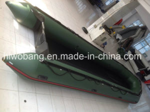 (CE) vendite calde! ! ! ! ! Grande barca gonfiabile