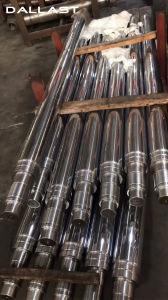 工学機械装置で使用されるピストン棒の水圧シリンダ