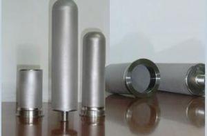 Los filtros de porosidad de titanio