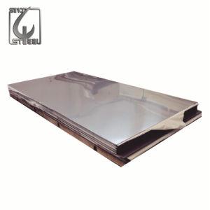 Strato spazzolato raso dell'acciaio inossidabile del bordo di Tisco 304 Sliting