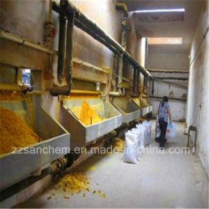 De productie levert Chloride van het Aluminium PAC van 30% het Gele Stevige Poly