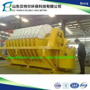 45m2 Filtro de disco cerámico, Btc-45 Disco de cerámica de la unidad de deshidratación, filtro de vacío