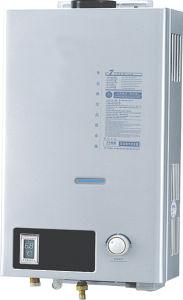 Conduta de estilo exterior tipo aquecedor de água a gás de combustão - (JSD-C92)