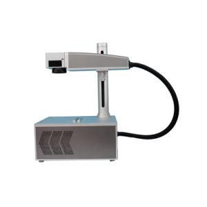 De Machine van de Gravure van de Laser van de Vezel van juwelen voor Metaal