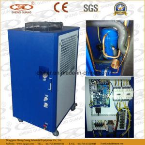 Refroidisseur de l'eau industrielle avec réservoir d'eau 90L
