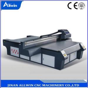 Scanner de grande formato impressora UV Cabeça Ricoh Tinta UV