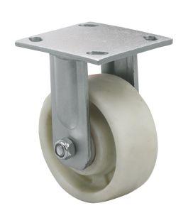 """O EDL 5"""" 300 kg rígida da chapa de alta temperatura HP rodízio de vapor de água W7005-W6"""