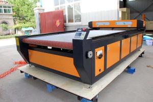 Tagliatrice del laser dell'alimentazione automatica per il panno 1325 del cuoio del tessuto