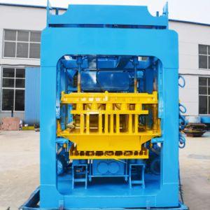 Macchina idraulica automatica del creatore del blocco Qt12-15 e di mattone
