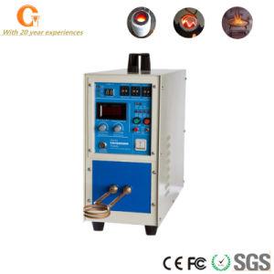 물 냉각 장치를 가진 휴대용 감응작용 히이터 고주파 15kw