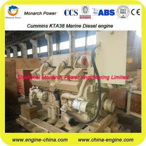 Motore marino marino di Cummins del motore diesel per basso costo (m. KT38 M600/KT38M780/KT38M800 di Cummins KT38)