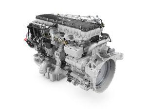 본래 남자 Water-Cooled Four-Stroke 6개의 실린더 디젤 엔진 (D2676)