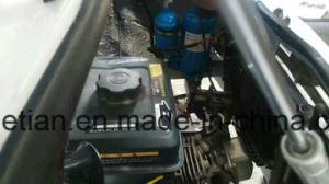 SGS 증명서 48V DC 산출 4500W 전차 변환장치 가솔린 발전기
