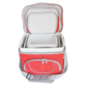 يعزل حقيبة باردة مع داخليّة بلاستيكيّة مبرّد صندوق لأنّ ترقية
