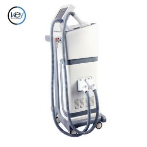 E-vertikale Superhaar-Abbau Shr IPL Haut-Verjüngungs-Einheit