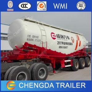Eixo 3 Pesado 30cbm cimento a granel semi reboque do veículo ao Quênia