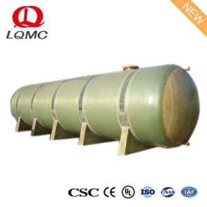 30, 000 л подземных дизельное топливо в баке с двойными стенками из волокнита подземный резервуар для хранения данных