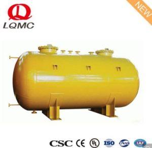 ガソリン記憶のための地上の燃料タンク