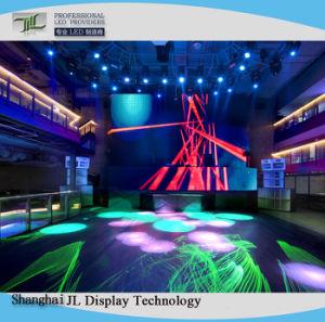 Haut de la qualité européenne P2.9 Indoor Location Affichage LED incurvée