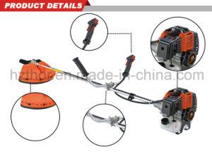43cc exquisito 1,2 kw de potencia de mano de obra 2 cepillo de la carrera de precios de cortadora de BC430