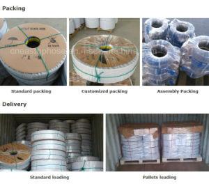 Anti-UV Long-Lasting de PVC de 8 pulgadas Layflat Mangueras de la bomba de agua
