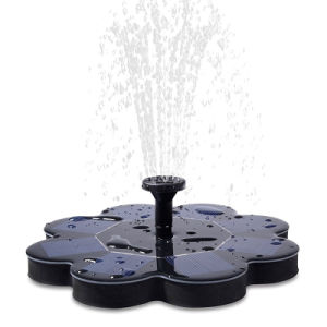 Draadloze Pool die de ZonnePomp van de Fontein van het Water drijven