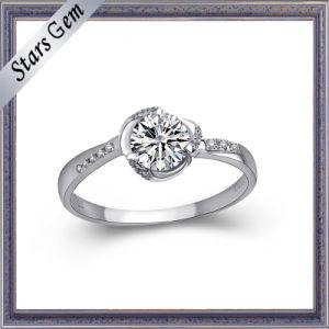 方法様式925のStelingの銀製のリング