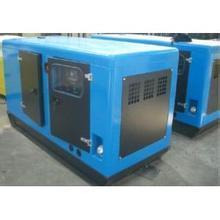 660kw/GK660/ Cummins, resfriada, Portátil, canópia silenciosa, Motor Cummins conjunto gerador a diesel