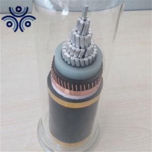 Núcleo único fio de cobre Isolados em XLPE Shield 11kv cabo de alimentação em alumínio