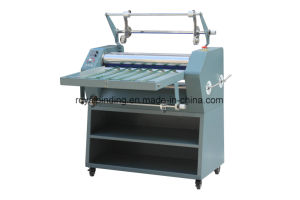 Ambos lados Anti-Wrinkle reforzado máquina laminadora de rollos de papel (HL8670)