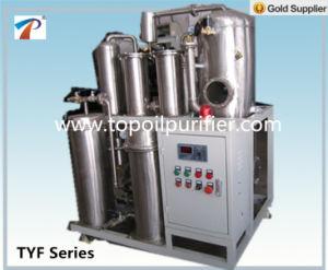 Unità di purificazione del sistema di dolcificazione dell'olio di resistenza al fuoco di vuoto dell'acciaio inossidabile