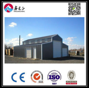 Сборные стальные конструкции склада (BYSS-1119)