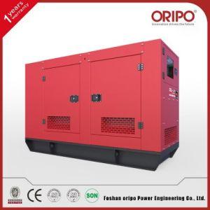 Leiser/geöffneter 120kw Typ elektrischer Strom-Dieselgenerator mit Lovol Motor