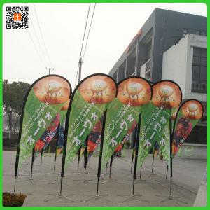 Дешевые Custom полиэстер придорожных баннер (TJ-FL001)
