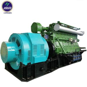 Potere 500kw - generatore della Cina Lvhuan del gas di carbone 3MW da vendere