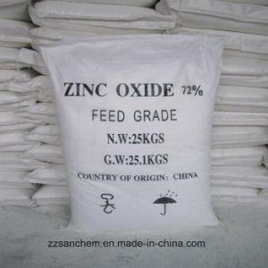 Industrieel Oxyde 99.7% van het Zink van de Rang voor Rubber, Deklaag Paint&