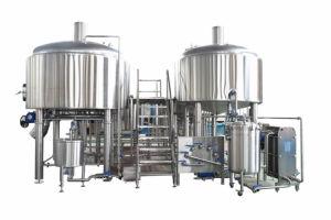맥주를 상업적으로 양조하기 위하여 필요로 하는 5bbl 장비