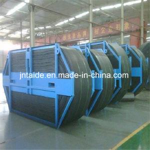 Nastro trasportatore di gomma di nylon utilizzato per il nastro trasportatore