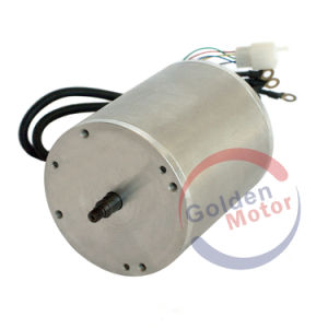 1500W 48V CC Motor sin escobillas para motocicleta bote vehículo eléctrico