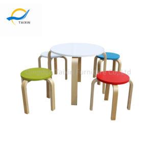 Popular juego de mesa de comedor Muebles de cocina para niños