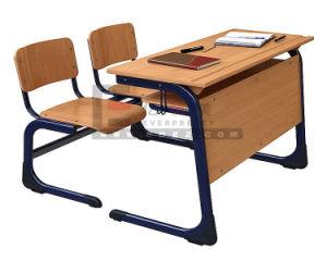 Ch ssis métallique de l école élève en classe de bois meubles de