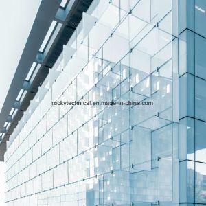 Voorzijde van het Glas van het Aluminium van Extrior de Structurele