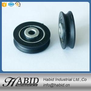 Petite poulie plastique 608/nylon/PVC/POM roues à rouleaux