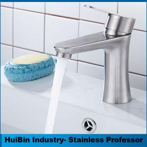 Branco brilhante de banho de PVC flutuante vaidade com bacia dissipador